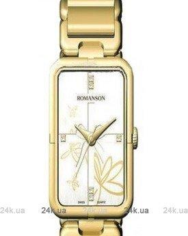 Часы Romanson RM0356LG WH