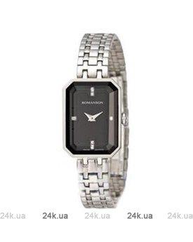 Часы Romanson RM4207LWH BK