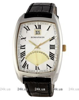 Часы Romanson TL0394M2T WH