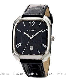 Часы Romanson TL1257MWH BK