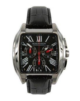 Часы Romanson TL1273HMWH BK