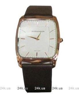Часы Romanson TL2618MRG WH