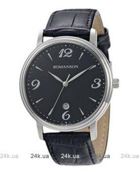 Часы Romanson TL4259MWH BK