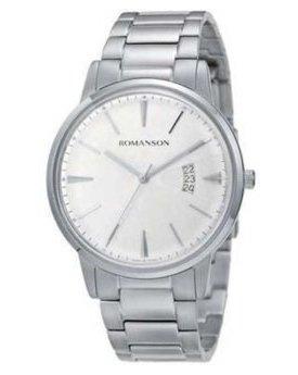 Часы Romanson TM4201MWH WH