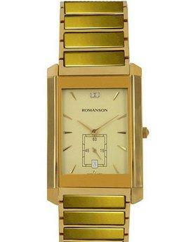Часы Romanson TM6519CMG GD