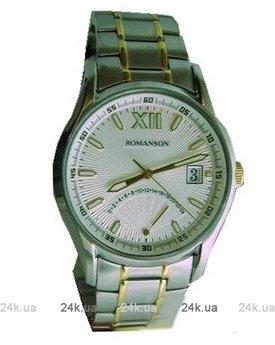Часы Romanson TM9248M2T WH