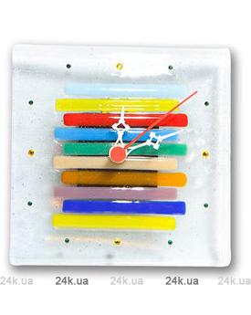 Часы Romantic Glass Радуга 250x250