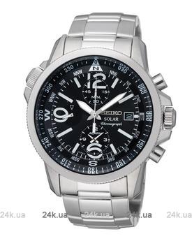Мужские механические наручные часы Seiko