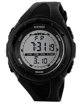 1074 Black BOX. Мужские часы Skmei 1074 Black BOX в Киеве. Купить ... e19b934f71148