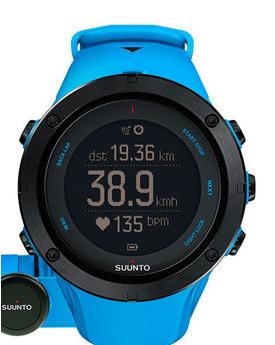 Спортивные часы Suunto AMBIT3 PEAK SAPPHIRE BLUE (HR)