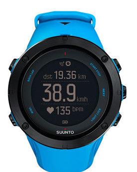 Спортивные часы Suunto AMBIT3 PEAK SAPPHIRE BLUE