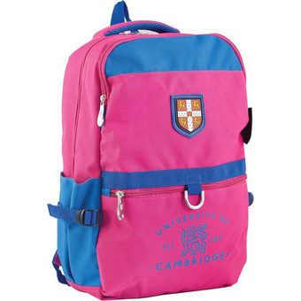 Рюкзак YES! CA 070, розовый, 28x42.5x12.5