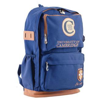 Рюкзак YES! CA 082, синий, 31x46x15
