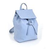 Сумка-рюкзак, голубой, 30x25x14