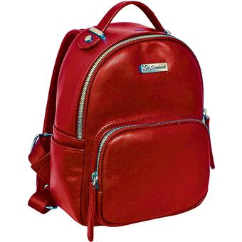 Рюкзак YES! Сумка-рюкзак, красная, 17x9x25см