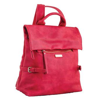 Рюкзак YES! Сумка-рюкзак, красная, 29x33x15см