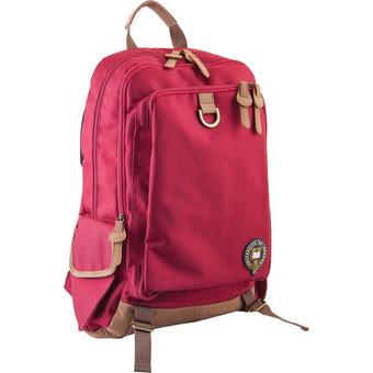 Рюкзак YES! OX 186, красный, 29.5x45.5x15.5
