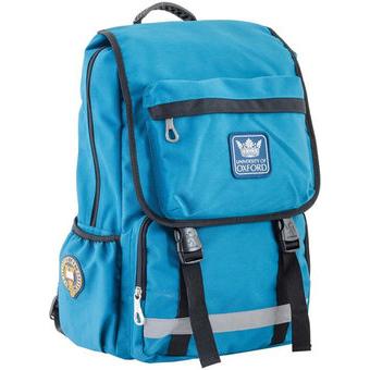 Рюкзак YES! OX 228, бирюзовый, 30x45x15