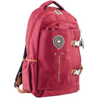 Рюкзак YES! OX 302, бордовый, 30x47x14.5
