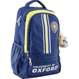 Рюкзак YES! OX 315, синий, 29x45x15