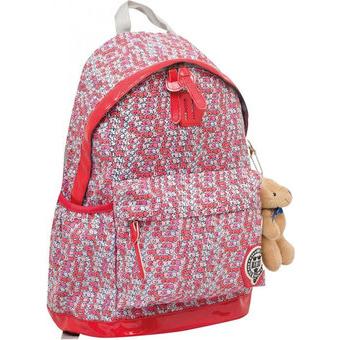 Рюкзак YES! Х166 Oxford красный, 47x31x18.5см